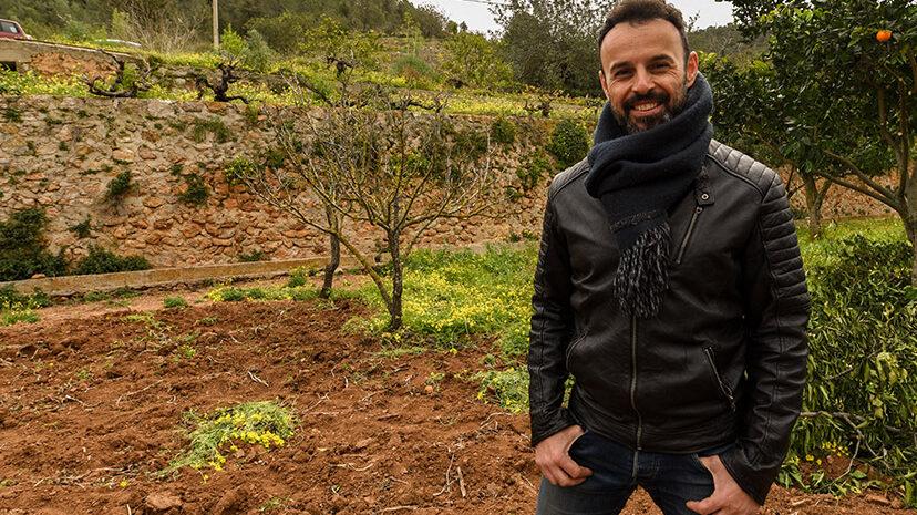 José Miguel Bonet, chef de Es Ventall - Ibiza Travel