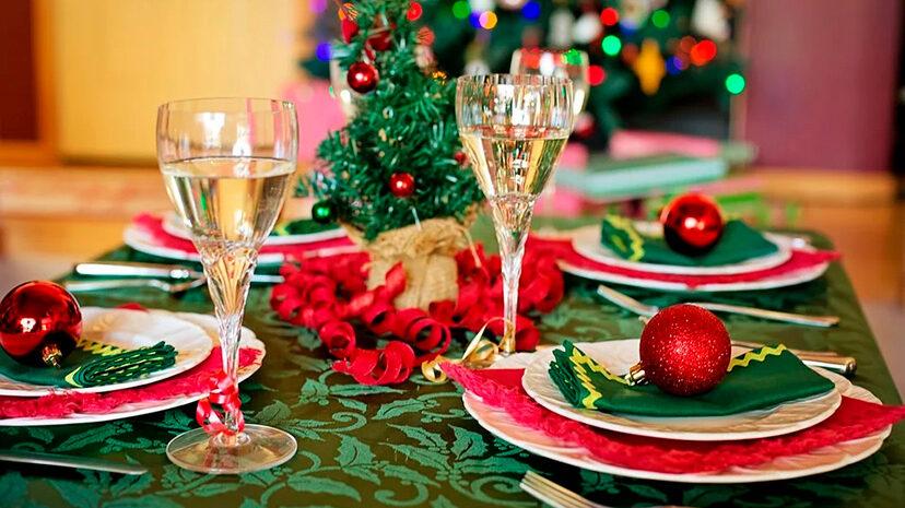 Platos de Navidad - Ibiza Travel