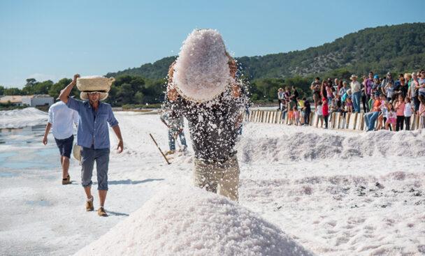 La sal, oro blanco de Ibiza - Ibiza Travel